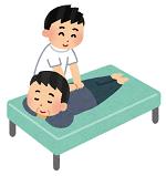 訪問鍼灸のイラスト