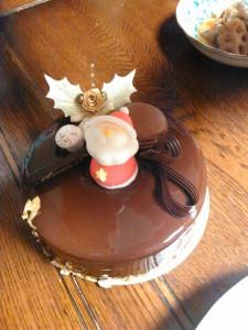 練馬春日町のラブティックジョンヌのケーキ